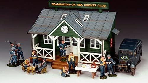 RAF055 The Cricket Club by King /& Country