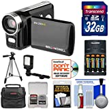 Best Bell + Howell Cameras For Videos - Bell & Howell DV200HD HD Video Camera Camcorder Review
