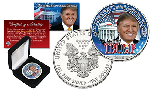 American Presidents Dollar Coin - 1