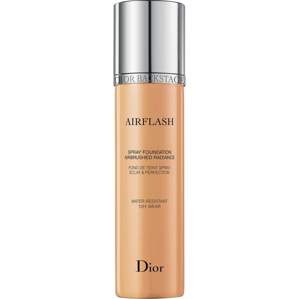 [Dior ] アプリコットベージュ - ディオールバックステージプロがスプレー基礎70ミリリットル303をAirflash - DIOR Backstage Pros Airflash Spray Foundation 70ml 303 - Apricot Beige [並行輸入品] B07S97BPTG