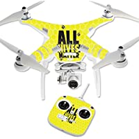 Skin For DJI Phantom 3 Standard – All Hives Matter | MightySkins Protective, Durable, and Unique Vinyl Decal wrap cover | Easy To Apply, Remove, and Change Styles | Made in the USA