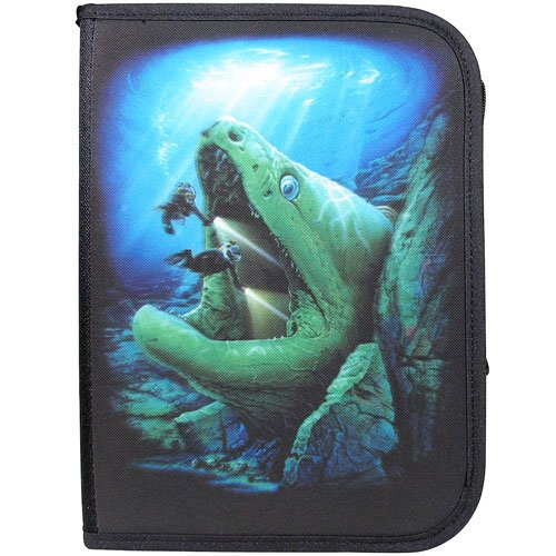 3-Ring Binder Log Book, Amphibious Outfitter-Eel Cave (Amphibious Ring)