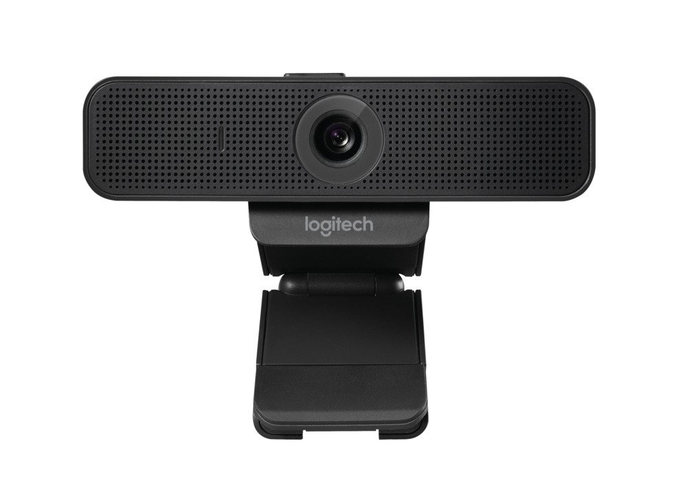 Logitech C925-e Webcam with HD Video and Built-In Stereo Microphones by Logitech
