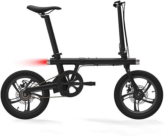 JH Bicicleta eléctrica, aleación de Aluminio Plegable de la Ciudad ...