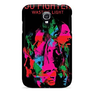 Scratch Protection Hard Cell-phone Cases For Samsung Galaxy S4 With Allow Personal Design Beautiful Foo Fighters Pattern AlainTanielian