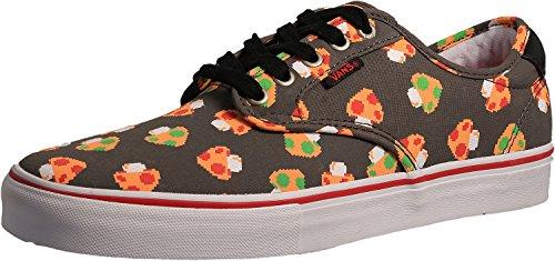 Vans Heren Chima Ferguson Pro Skateboarden Sneakers Grijs / Wit