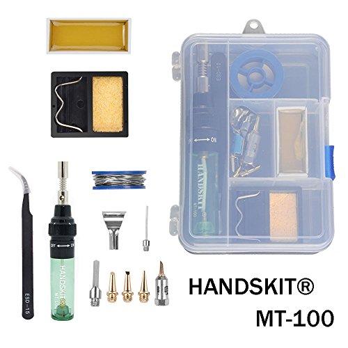 Cordless Soldering Iron Kit - 6