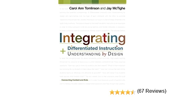 Amazon.com: Integrating Differentiated Instruction and ...