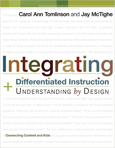 Amazon Integrating Differentiated Instruction And Understanding