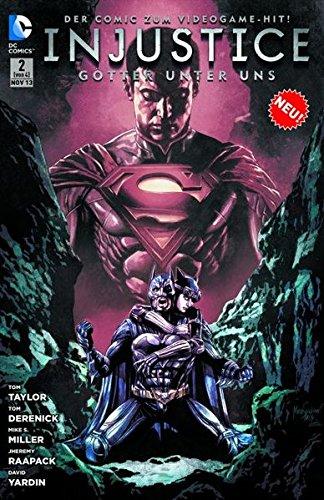 Injustice - Götter unter uns: Bd. 2