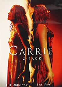 Carrie 1976 & 2013 DBFE (DVD)