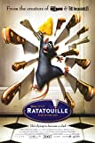 RATATOUILLE MOVIE POSTER 2 Sided ORIGINAL 2007 27x40
