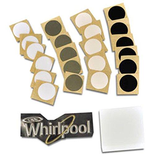 Whirlpool W10395148 Top Mount Refrigerator Door Reversal (Door Reversal Kit)