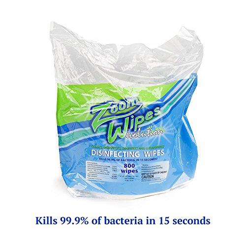 Wipes Disinfectant Antibacterial Zoom Sanitizing