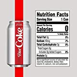 Diet Coke Soda Soft Drink, 12 Fl Oz, 36 Pack