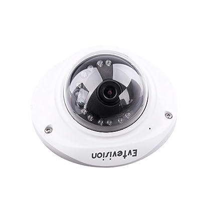 Evtevision 1080P CCTV Cámaras de vigilancia with Audio HD AHD/TVI/CVI/960H