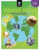 #1: Know Geography™ World Atlas Grades 1-3