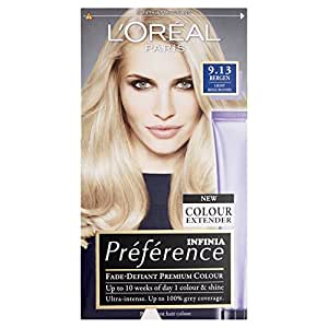 L'Oreal Paris Preference Blondissimes Hair Color, Bergen