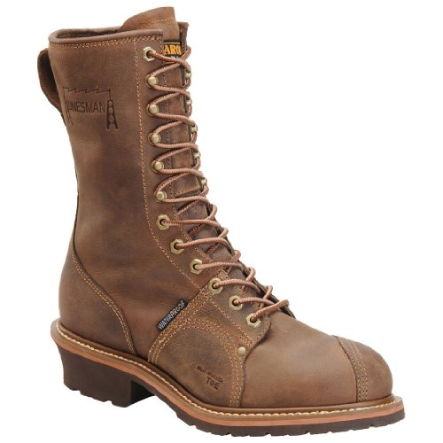 Top 3 best carolina linesman boots for men 2020