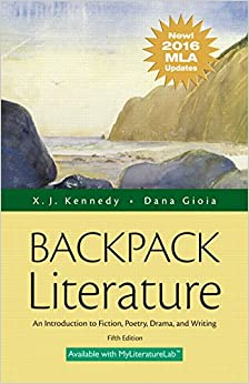 Descargar gratis Backpack Literature: An Introduction To Fiction, Poetry, Drama, And Writing, Mla Update Edition PDF