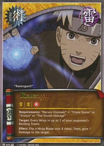 Amazon.com: Naruto Rasengan 625 – Tarjeta roto promesa ...