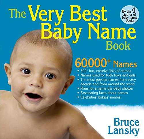 Book Name Best Very Baby (Very Best Baby Name Book)