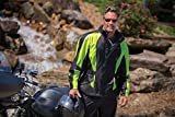 Olympia Moto Sports MJ415 New Horizon Rain Jacket