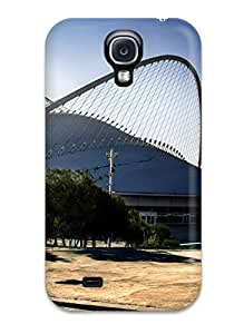 New ETOXNGS7462HRpEo Greece Olympic Park 2004 Tpu Cover Case For Galaxy S4