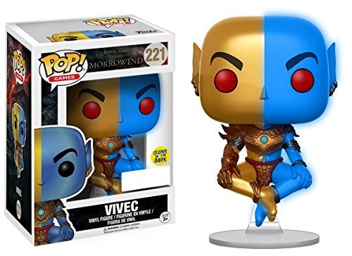 Funko Pop! - Figura Pop Glow In The Dark Vi