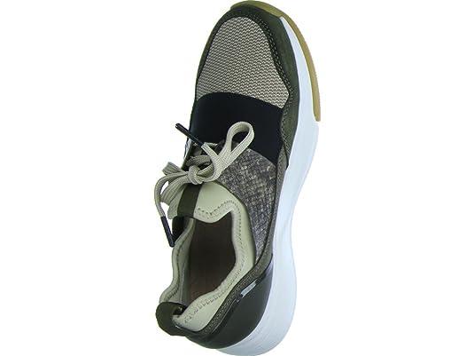 tamaris sneaker cashew oliv