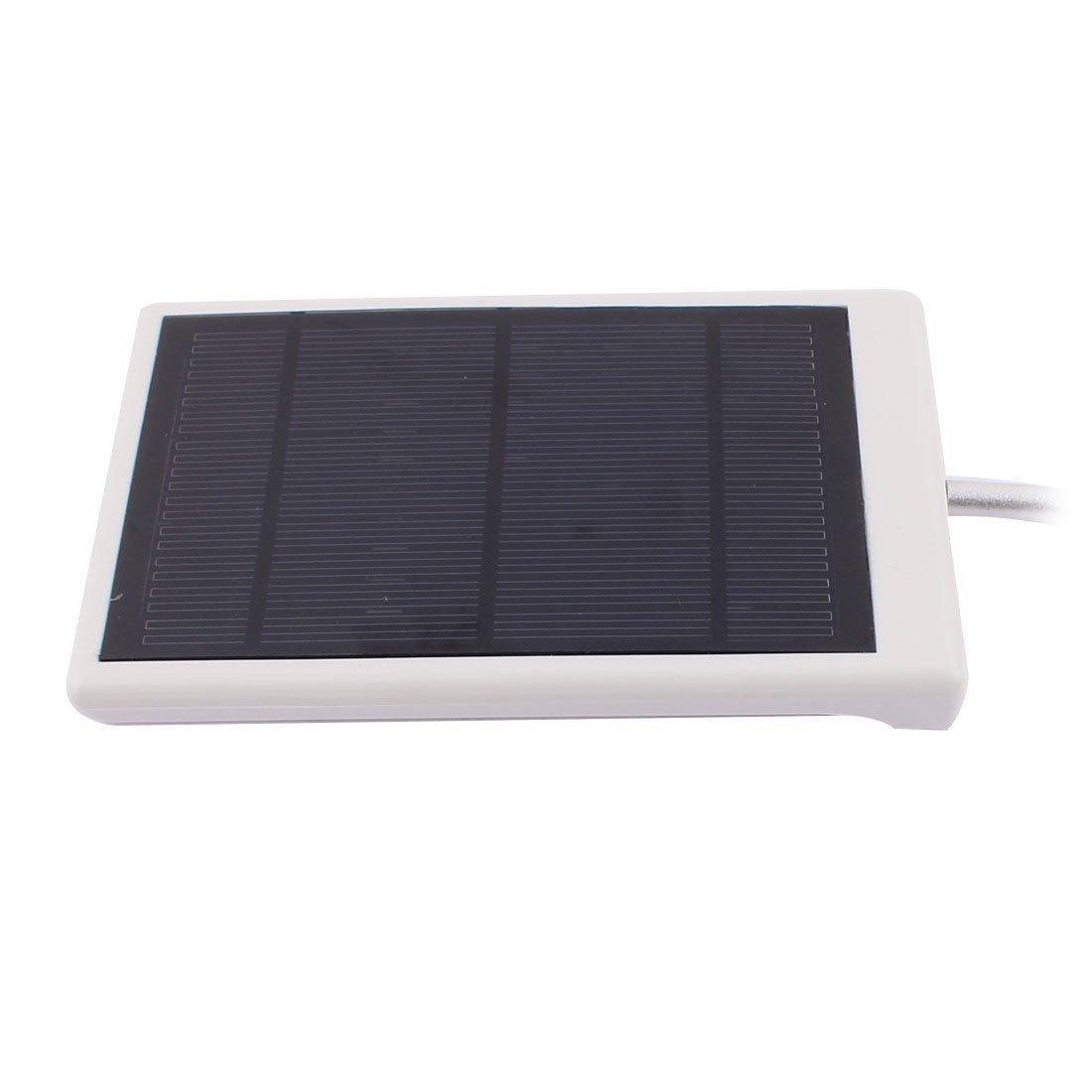 eDealMax al aire libre 15 LED luces solares de movimiento sin hilos del sensor del jardín Patio de la lámpara a prueba de agua - - Amazon.com
