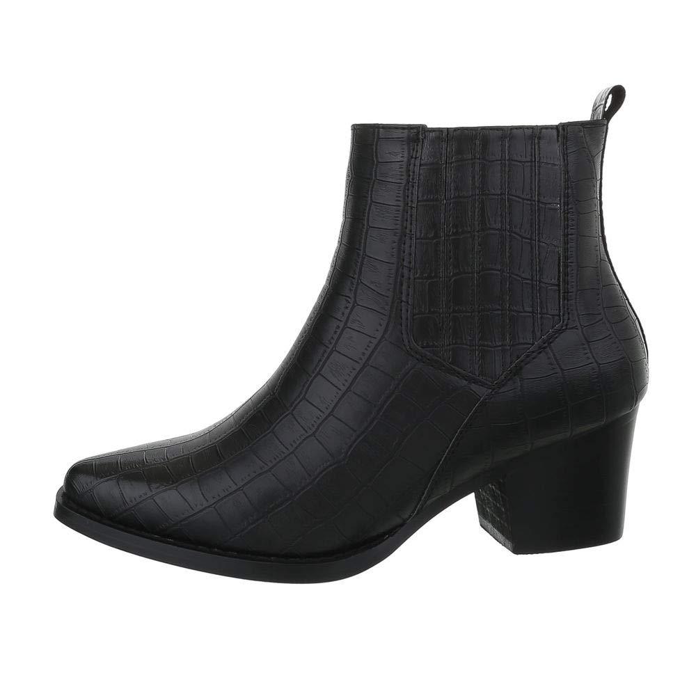Damen Schuhe Stiefeletten Western Cowboy Cowboy Cowboy Stiefel Karneval EUR 36-EUR 41 e90fc5