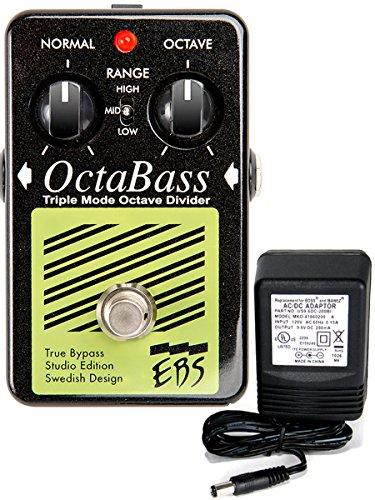 EBS Sweden AB EBS-Pedal SE-OC Bass Octave Effect - Marcus Tales Miller