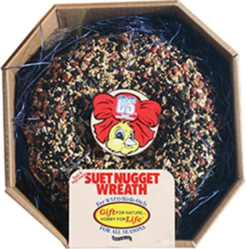 C. & S. Bird Seed Wreath