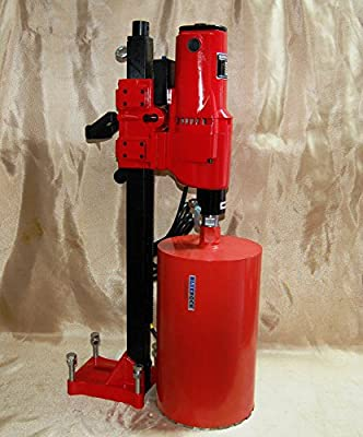 "10"" Concrete Core Drill 10"" Z-1 by BLUEROCK ® Tools - 2 Speed"
