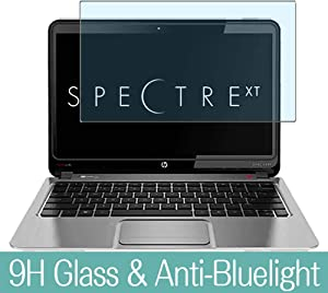 """Synvy Anti Blue Light Tempered Glass Screen Protector for HP Envy Spectre XT Ultrabook 13-2000 / 2001tu / 2050nr / 2000eg 13.3"""" Visible Area 9H Protective Screen Film Protectors"""