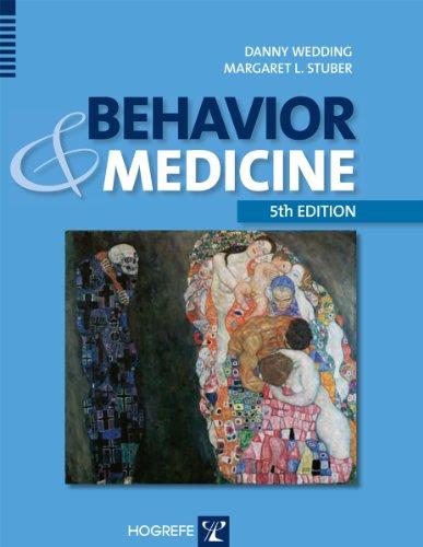 Behavior and Medicine Pdf