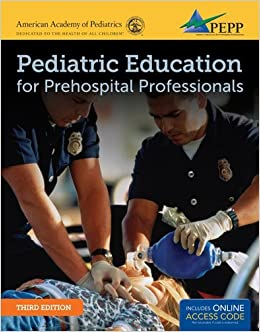 Book Pediatric Education For Prehospital Professionals (PEPP) by American Academy of Pediatrics (AAP) (2013-09-11)