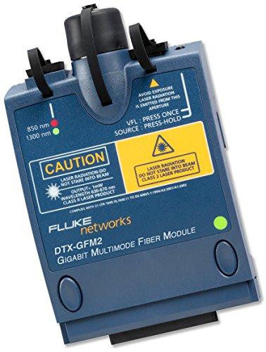 Fluke Networks DTX-GFM2/SRU Single Replacement Unit for DTX Gigabit Multimode Fiber Module 2