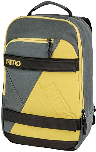 Nitro Snowboards Rucksack Axis Gunmetal