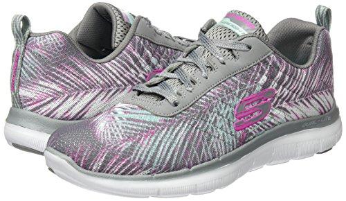 Skechers Women's Flex Appeal 2.0 Tropical Bree Multisport Outdoor Shoes