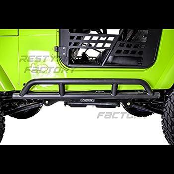 Amazon Com Restyling Factory 97 06 Jeep Wrangler Tj Rock