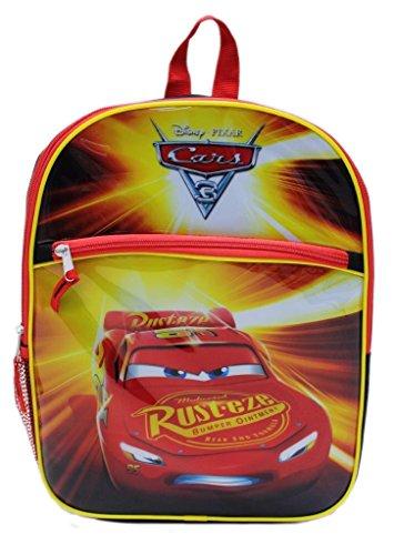 Everest Iii Cd (Disney Pixar Cars 3 Rust-EZE Kids Attractive Bag Boys School Backpack)