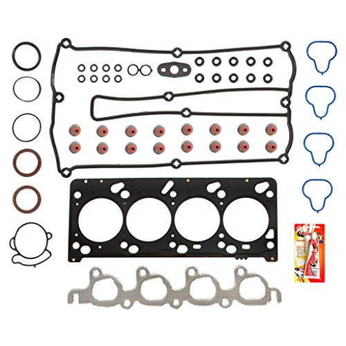 Head Mercury Cougar Cylinder (01-03 Ford Cougar Escort ZX2 Zetec 2.0 Vin 3 Head Gasket Set)