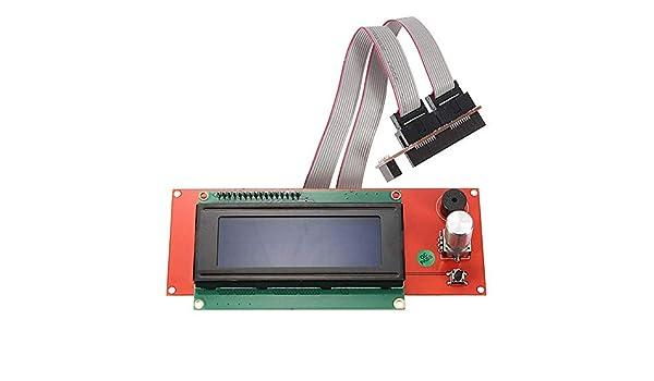 Rampas para impresora 3D 1.4 2004 LCD Smart Controller Display ...