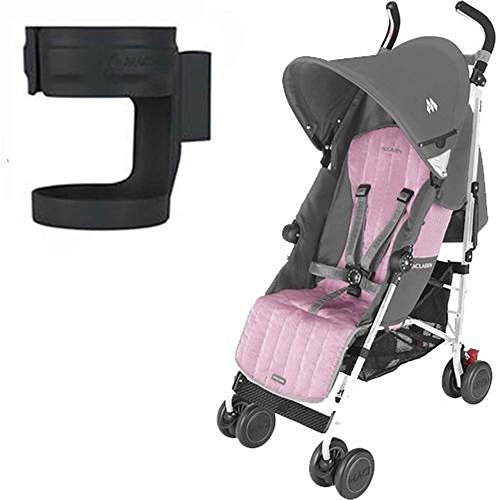 Cup holder - Dove Orchid Smoke (Quest Sport Stroller)
