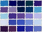 Girault Soft Pastels- Set of 25 Blues