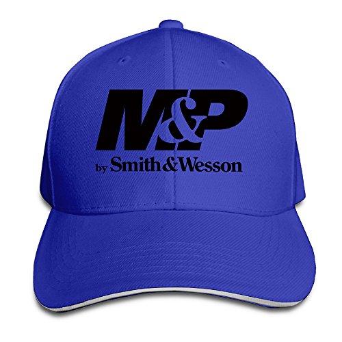 PURE M&P UV Protect Sandwich Hat RoyalBlue -