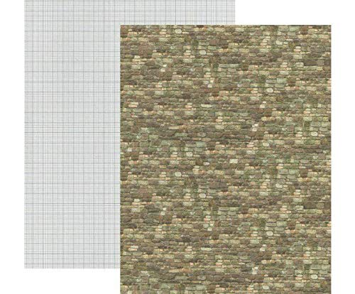 Foto de la Tarjeta A4 Muro de Piedra de 300 g / M2, Ursus ...