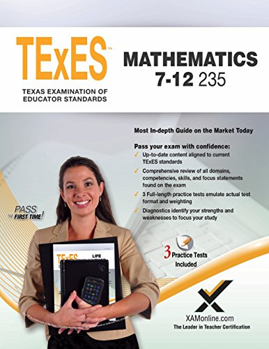 TExES Mathematics 7-12 235